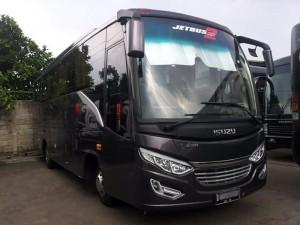 bus medium exterior